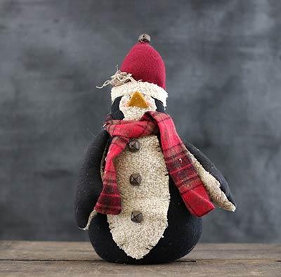 Primitive Penguin Doll - Large
