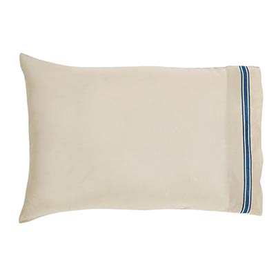 Charlotte Azure Pillow Cases (Set of 2)