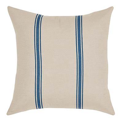 Charlotte Azure Decorative Pillow