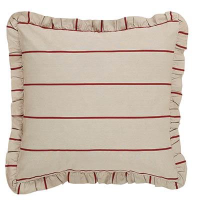 Charlotte Rouge Sham - Euro (Fabric)