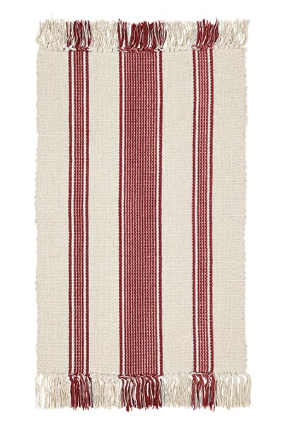 Charlotte Rouge Rug (20 x 30 inch)