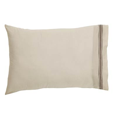 Charlotte Slate Pillow Cases (Set of 2)