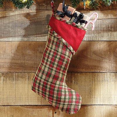Claren 15 inch Stocking