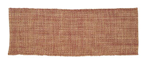 Cottage Lane Tablerunner - Cordovan (36 inch)