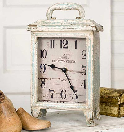 Cottage Carriage Clock