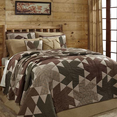 Danson Mill Quilt - King