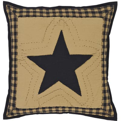 Delaware Quilted Pillow Cover