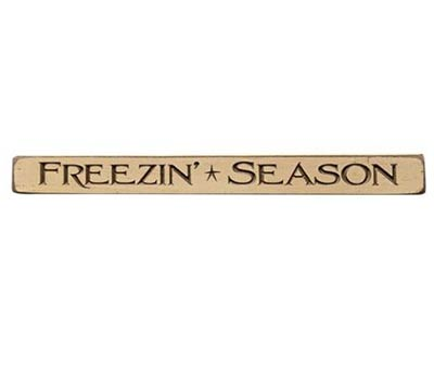 Freezin Season Shelf Sitter