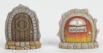 Small Fairy Door Figurine