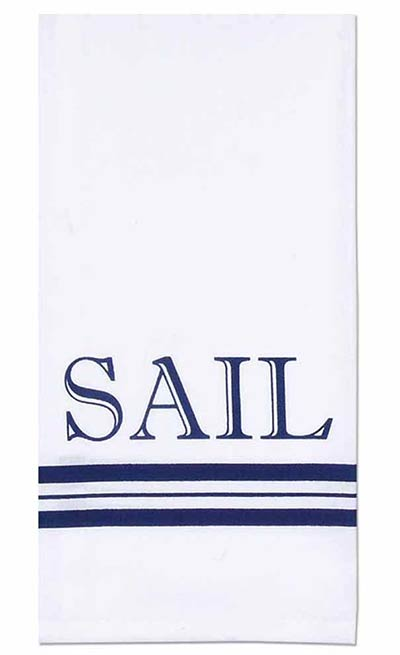 Sail Towels (Set of 2)