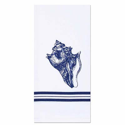Conch Shell Towels (Set of 2)