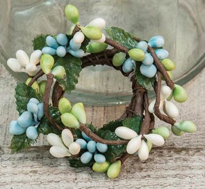 Sea Breeze Pip Berry Ring - 1 inch