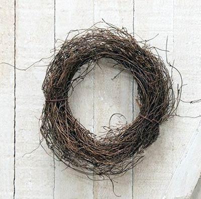 Angel Hair Vine Ring - 8 inch