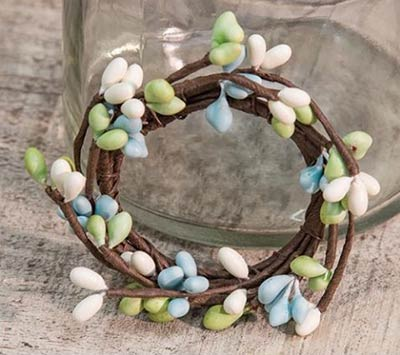 Sea Breeze Pip Berry Ring - 1.5 inch