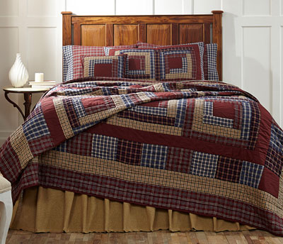 Finley Quilt - Luxury King