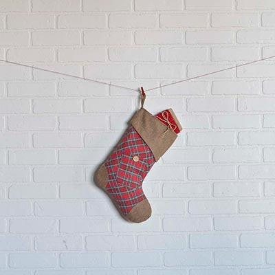 Gavin 15 inch Stocking