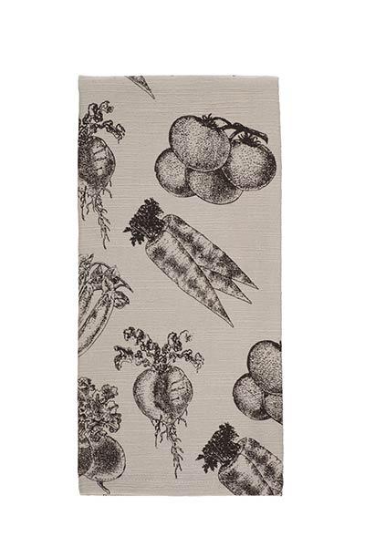 Fresh Produce Kitchen Towel