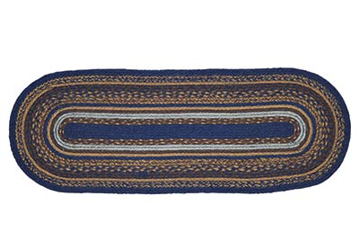 Jenson Braided Table Runner, 36 inch