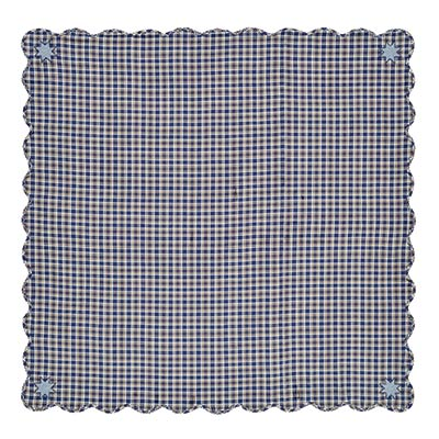 Jenson Scalloped Table Cloth - 60 x 60 inch