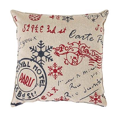 Joyeux Pillow (12x12)