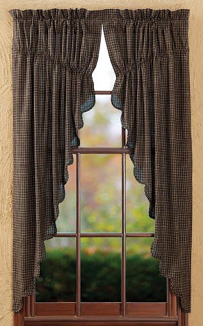 Kettle Grove Prairie Curtain