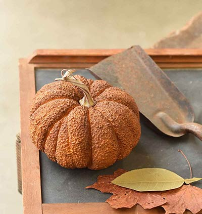 Hallows 6 inch Pumpkin