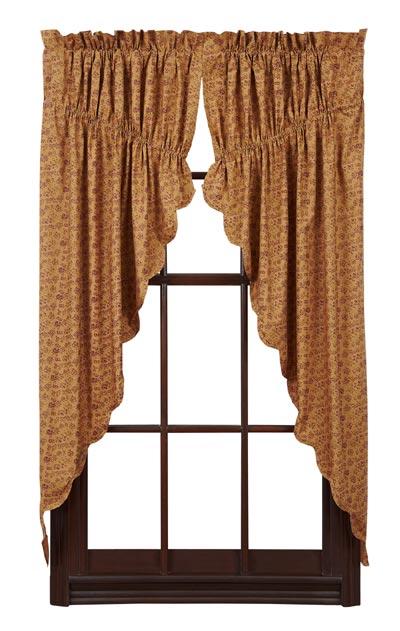 Lewiston Prairie Curtain (63 inch)