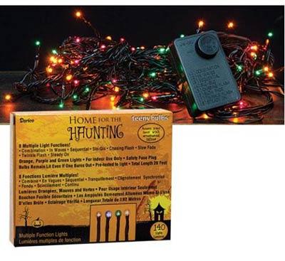 Halloween Twinkle String Lights
