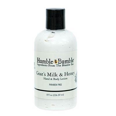 Goat Milk & Honey Body Lotion
