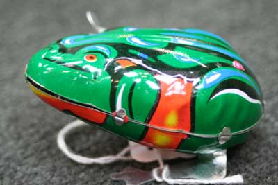 Wind-up Jumping Frog