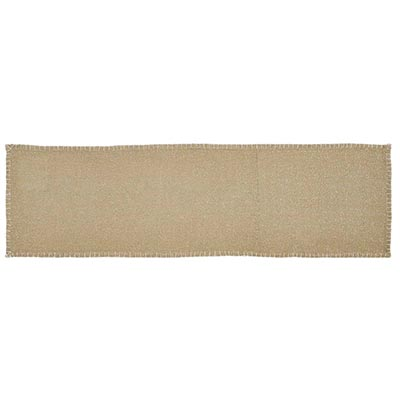 Nowell Natural 48 inch Table Runner