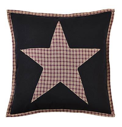Plum Creek 16 inch Star Pillow Cover