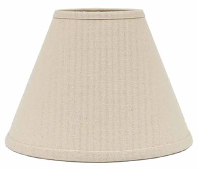 Osenburg Cream Lamp Shade - 10 inch