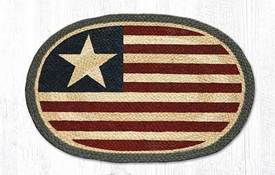 Original Flag Braided Placemat