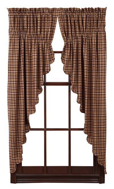 Prescott Prairie Curtain (63 inch)