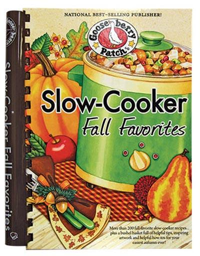 Slow-Cooker Fall Favorites Cookbook