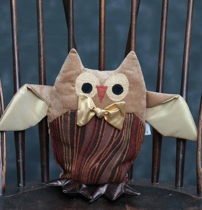 Large Reef Owl