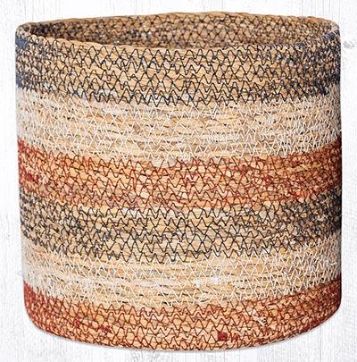 SGB-02 Honeycomb Sedge Grass 8 inch Basket