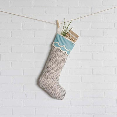 Sanbourne 20 inch Stocking