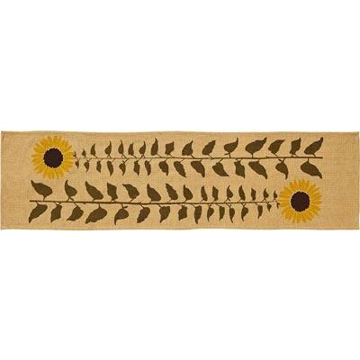 Sunflower Tablerunner, 36 inch