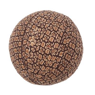 Tacoma 4 inch Fabric Ball (Set of 3)
