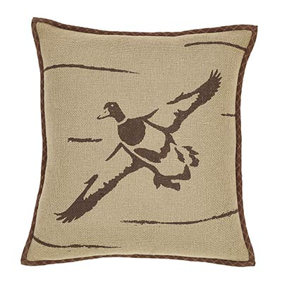 Tallmadge Duck Decorative Pillow