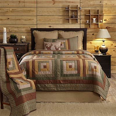 Tallmadge Quilt (Multiple Size Options)