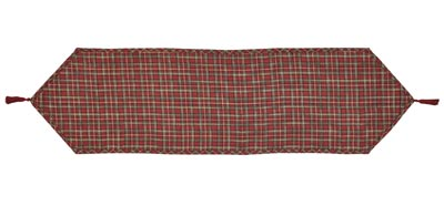 Tartan Plaid Table Runner - 48 inch