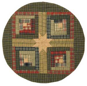 Tea Cabin Tablemat