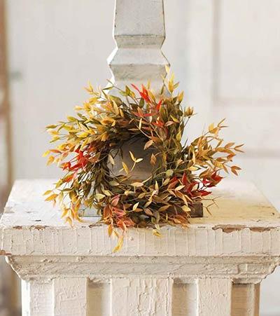 Velvet Ash 12 inch Wreath