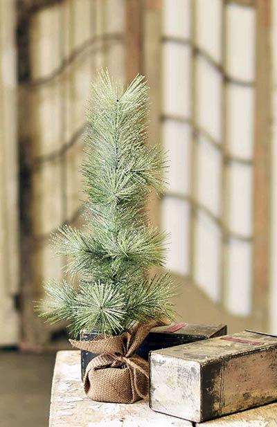 Icy City Holiday Tree - 18 inch