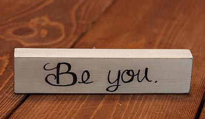Be You Shelf Sitter