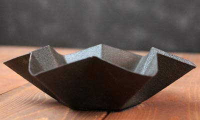 Black Star Candle Pan, 8 inch