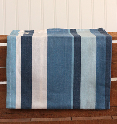 Cool Blues Dishtowel